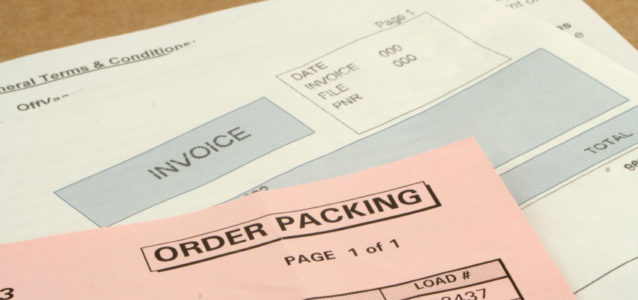 Personal Effects Shipping Documents and Procedures