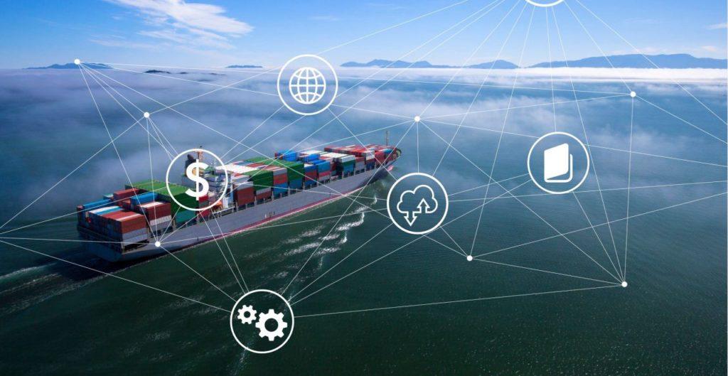 Blockchain for Global Shipping